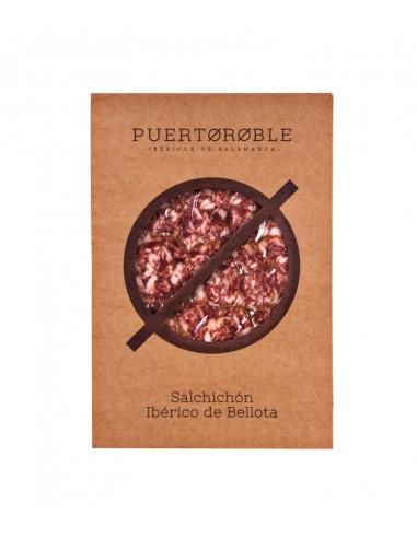 Salchichón Ibérico de Bellota | 5 sobres